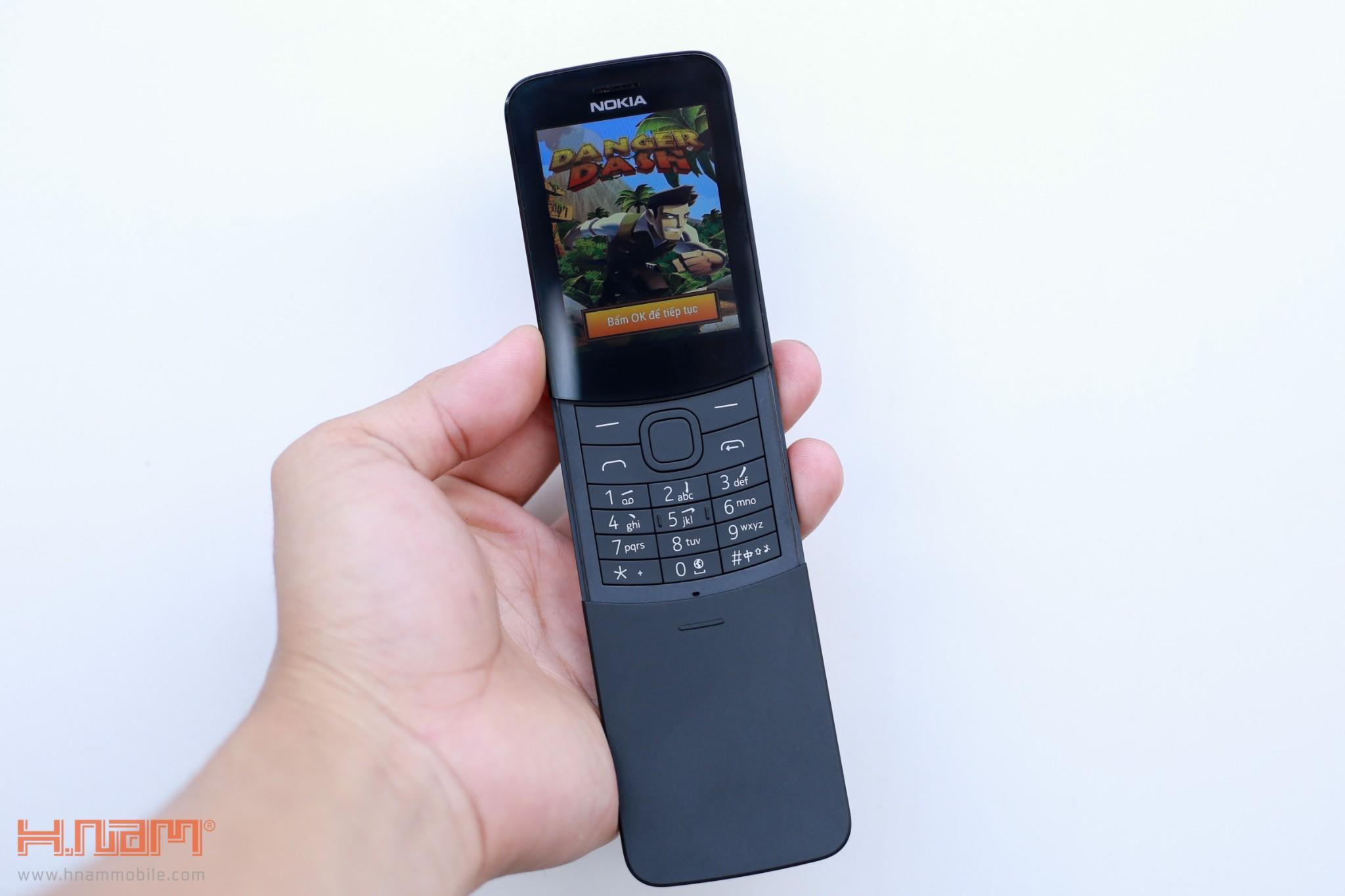 Trên tay Nokia 8110 chuối: Thiết kế siêu cute, phát 4G, giá 1.7 triệu đồng hình 6