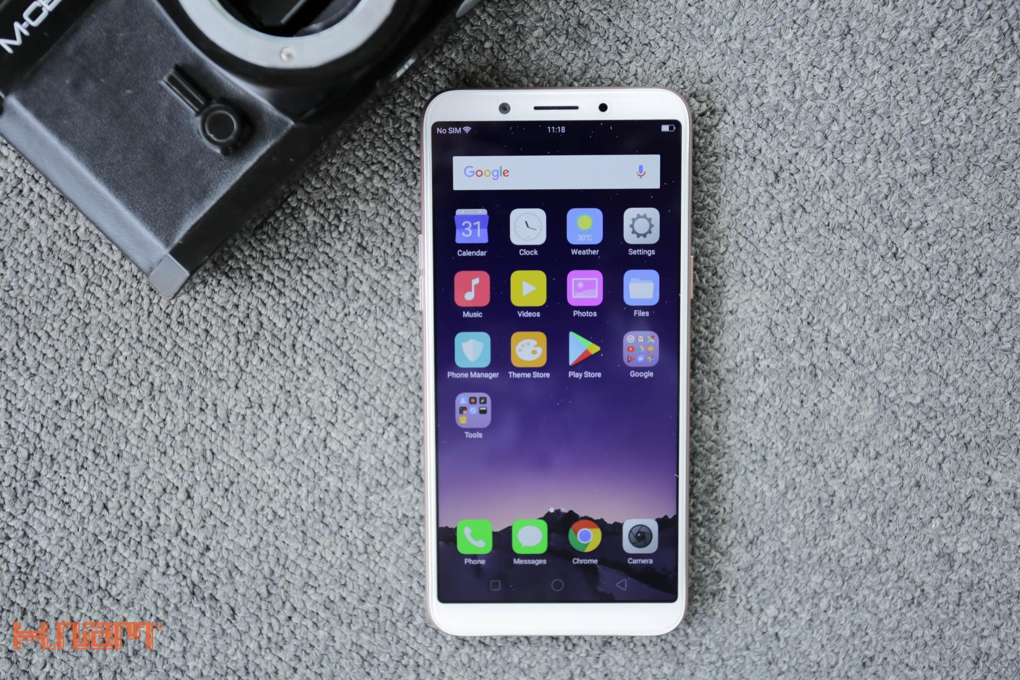 OPPO A83 (2018) ra mắt: giá 5.8 triệu đồng có thể sẽ bán tại Việt Nam hình 1