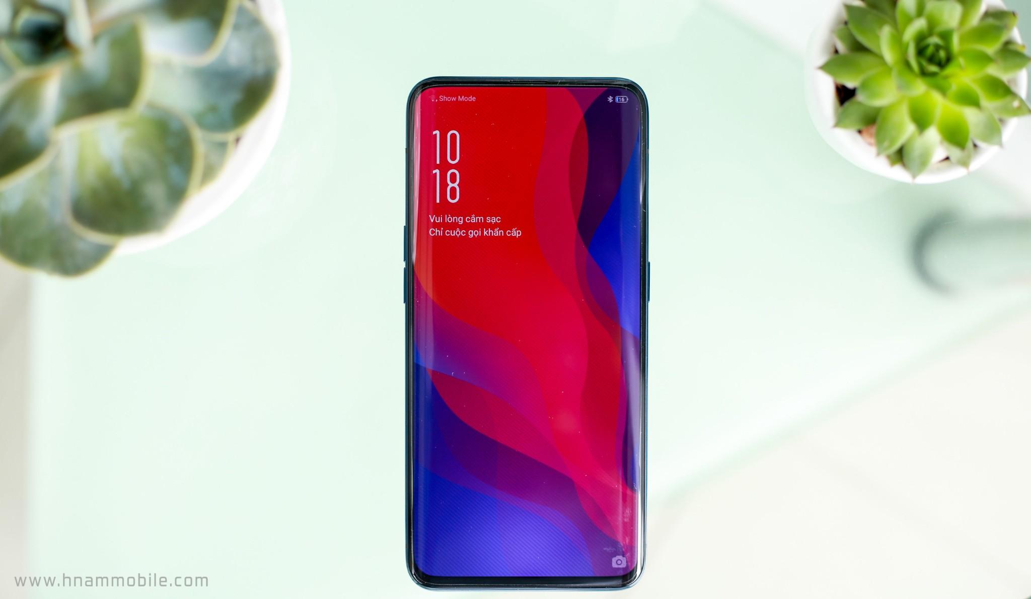 Trên tay OPPO Find X: Chiếc điện thoại đến từ tương lai? hình 3