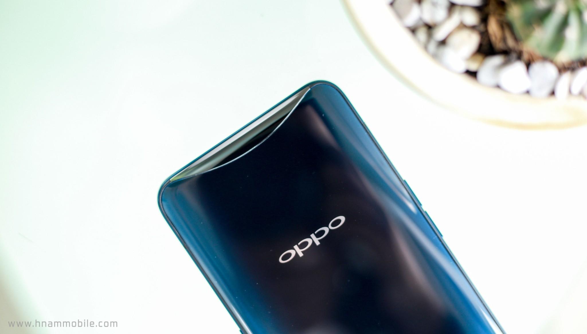 Trên tay OPPO Find X: Chiếc điện thoại đến từ tương lai? hình 13