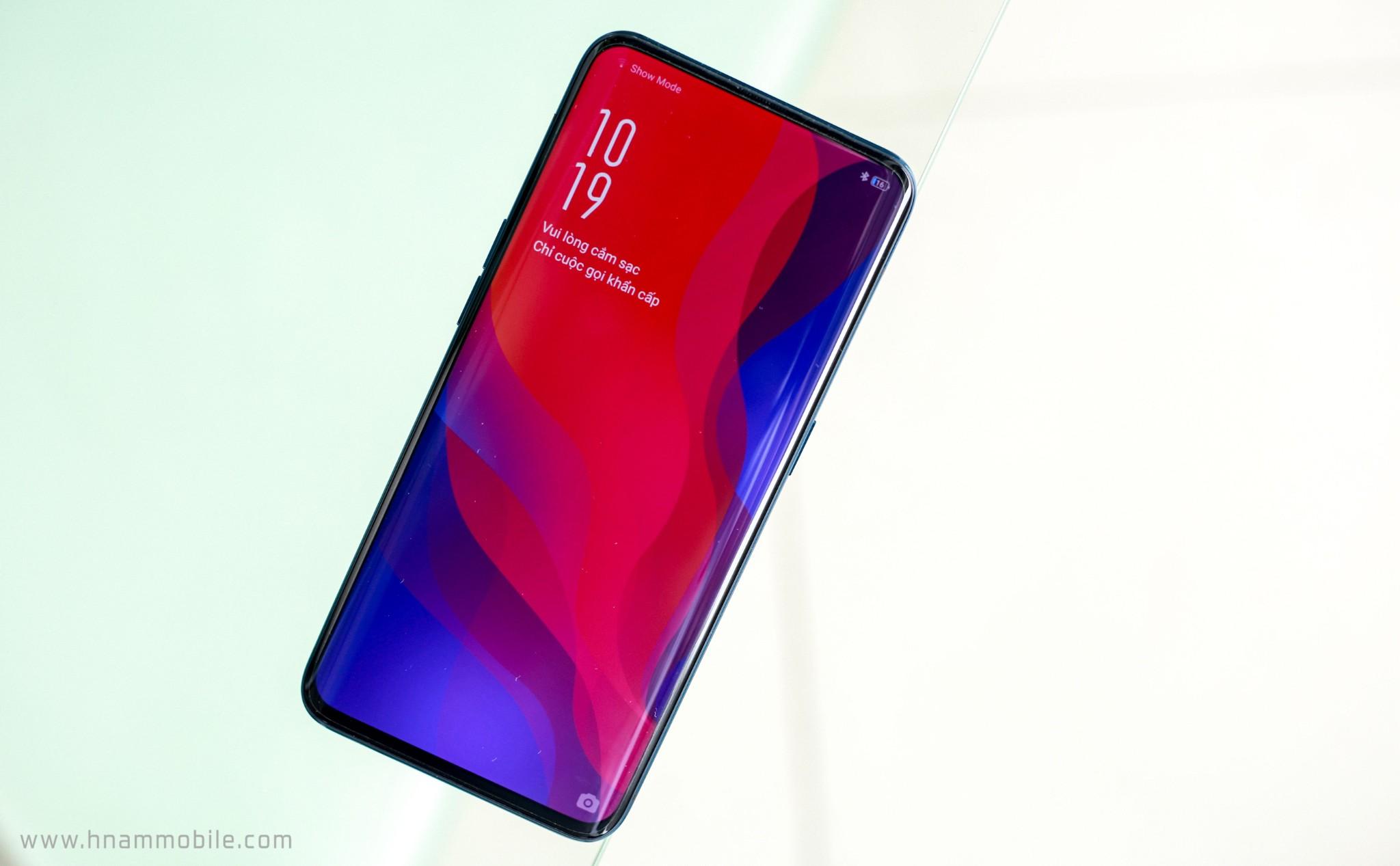 Trên tay OPPO Find X: Chiếc điện thoại đến từ tương lai? hình 14