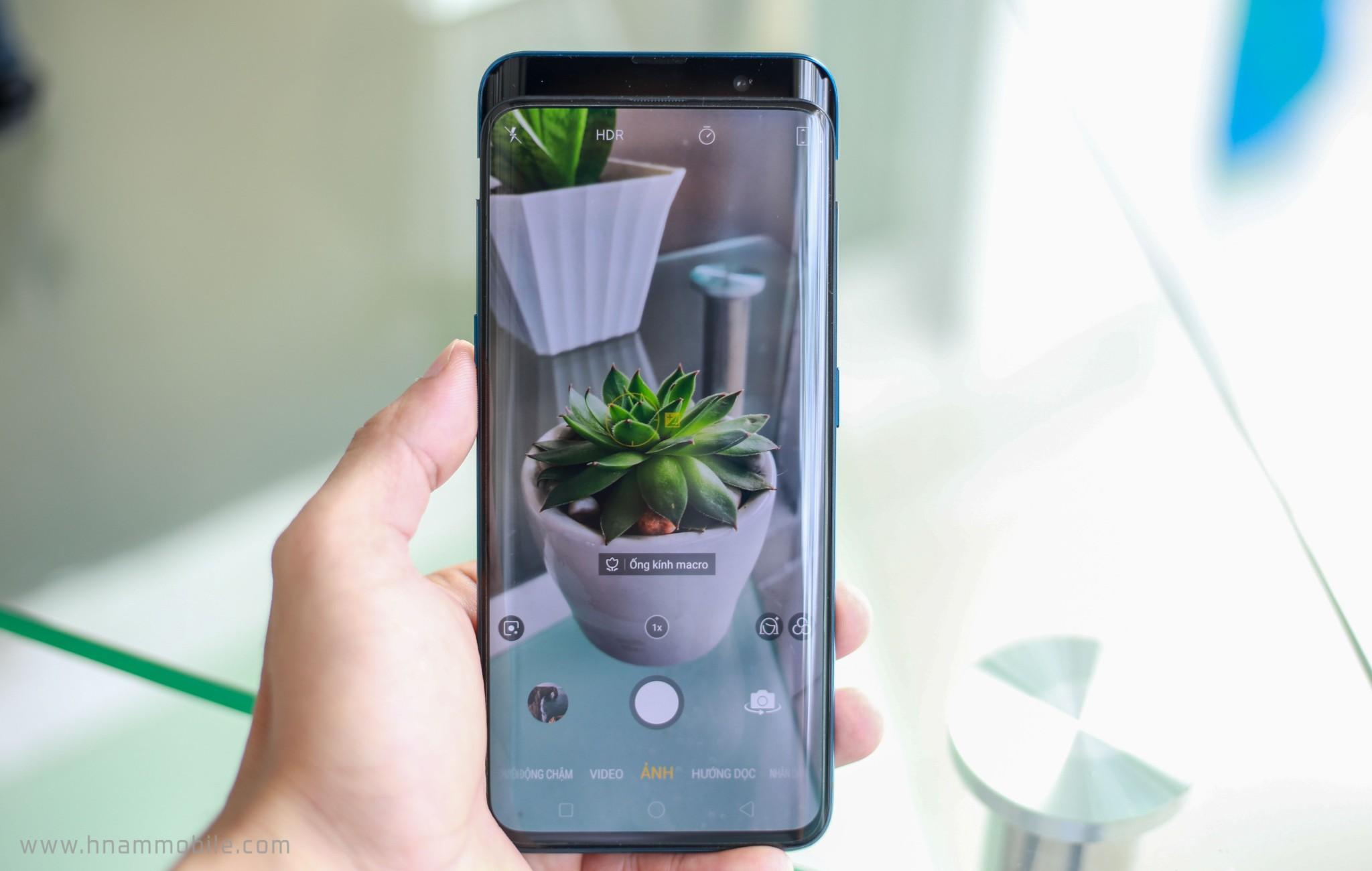 Trên tay OPPO Find X: Chiếc điện thoại đến từ tương lai? hình 8
