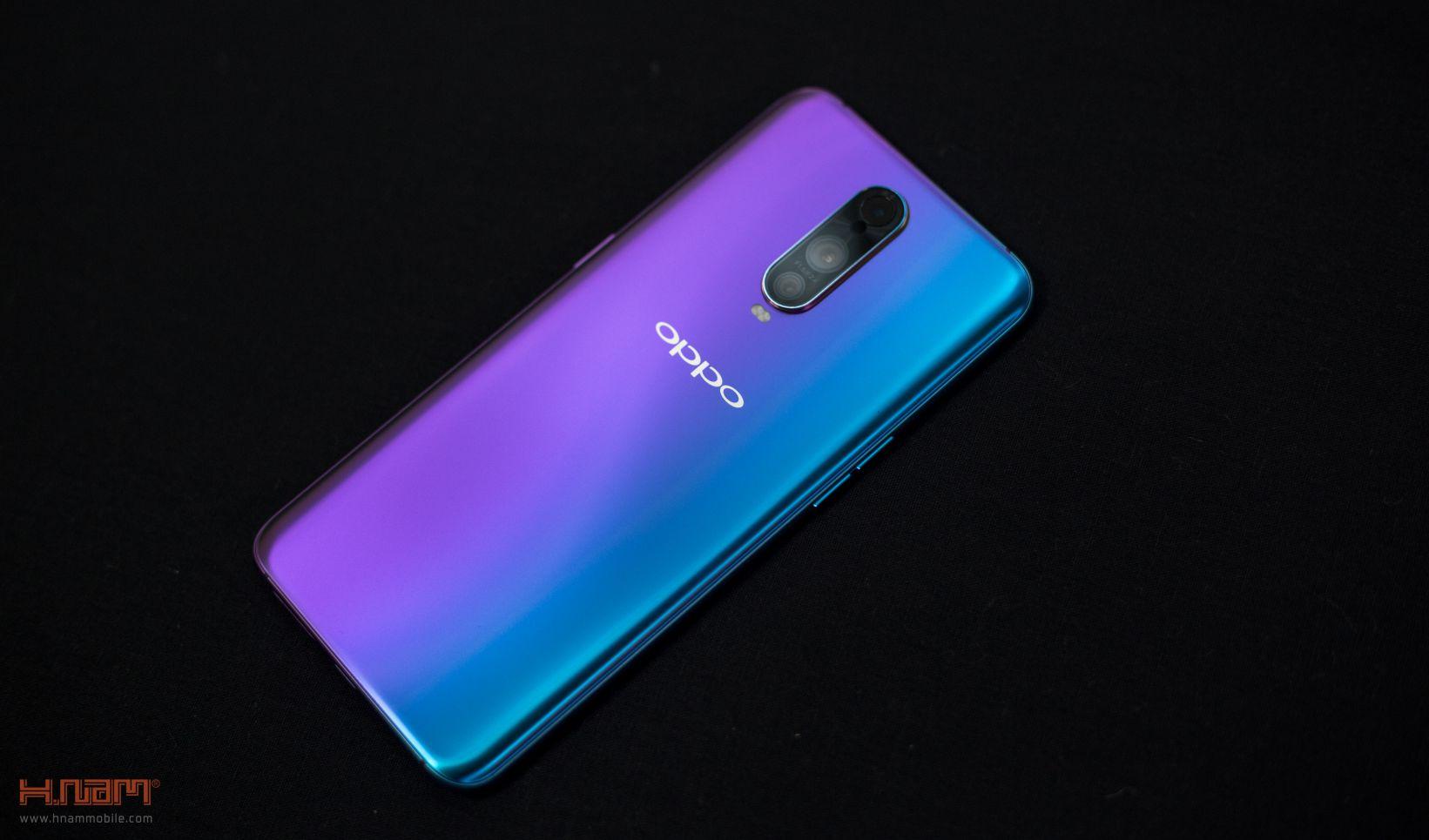 Trên tay Oppo R17 Pro: mặt lưng siêu đẹp, sạc siêu nhanh hình 3