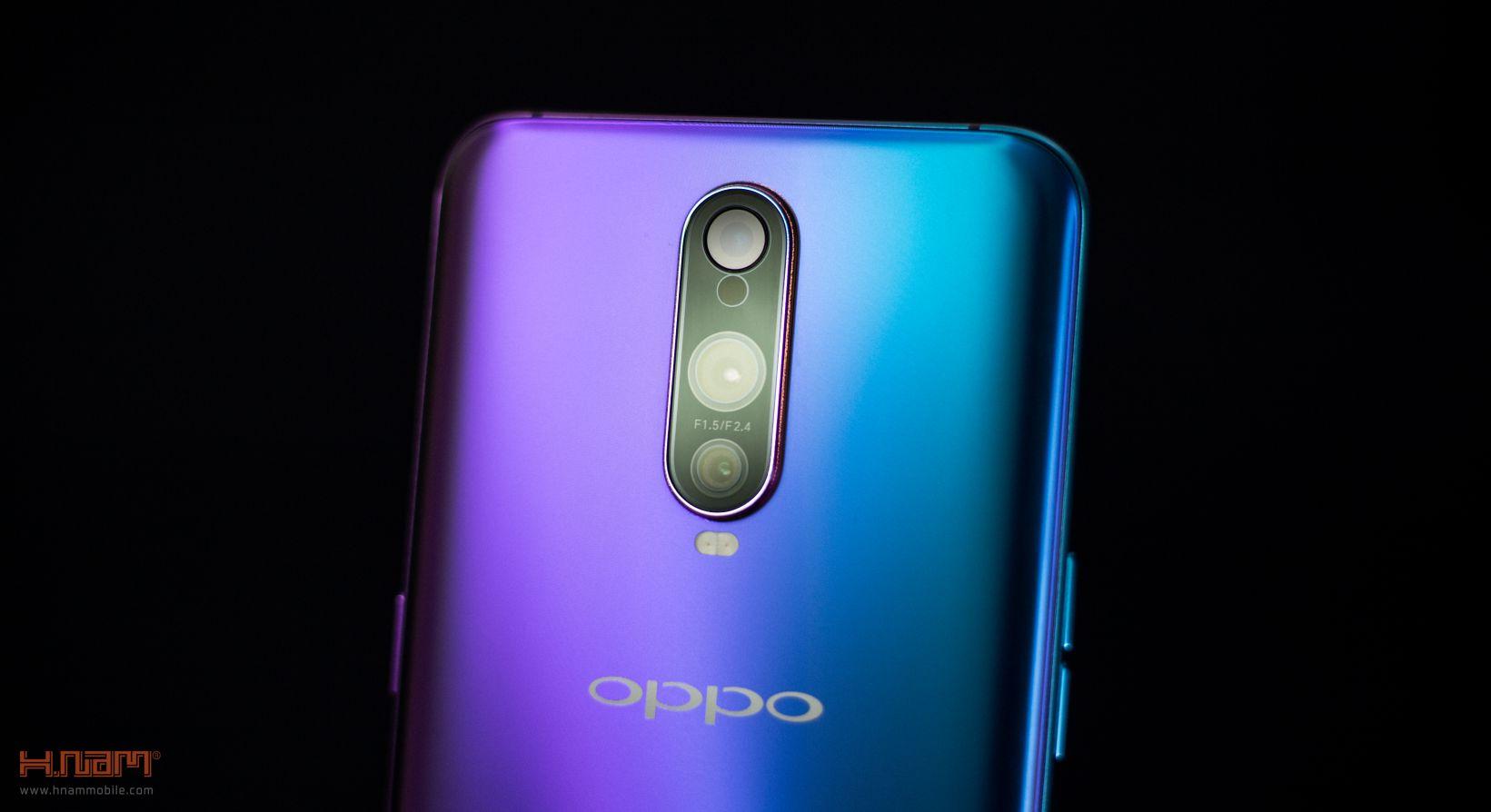 Trên tay Oppo R17 Pro: mặt lưng siêu đẹp, sạc siêu nhanh hình 10