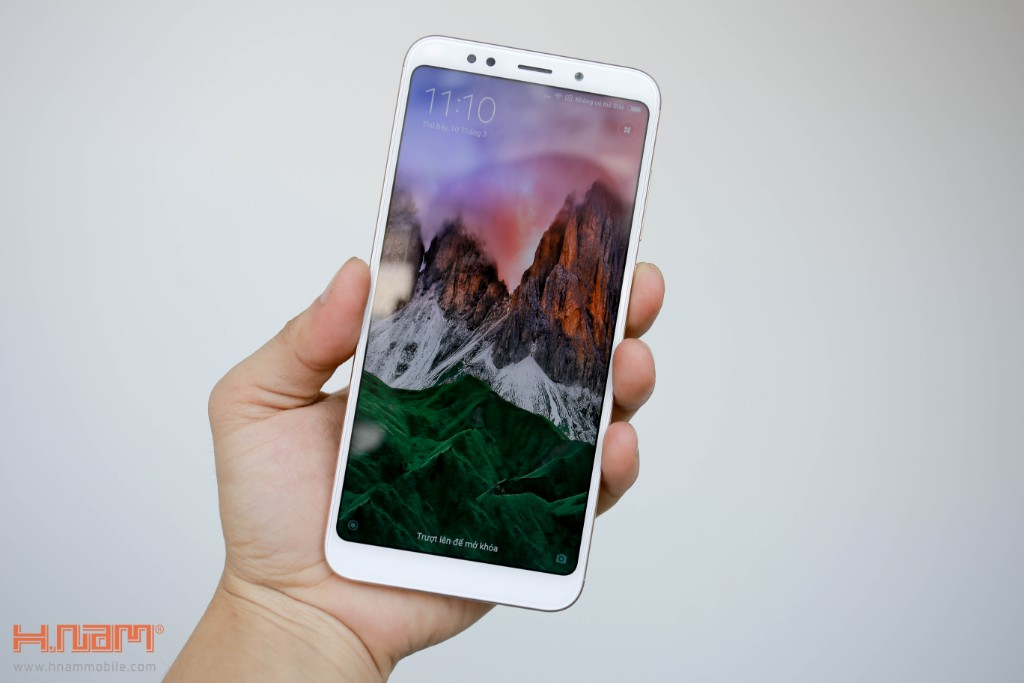 Đập hộp Xiaomi Redmi 5 Plus: Thiết kế thời thượng với màn hình 18:9 giá chỉ 3.9 triệu đồng hình 17