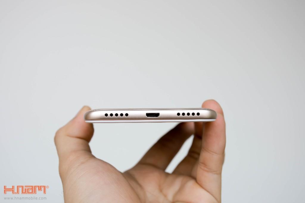 Đập hộp Xiaomi Redmi 5 Plus: Thiết kế thời thượng với màn hình 18:9 giá chỉ 3.9 triệu đồng hình 11