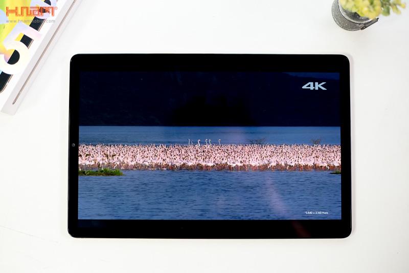 Trên tay Galaxy Tab S5e: tablet mỏng, nhẹ nhất của Samsung hình 5