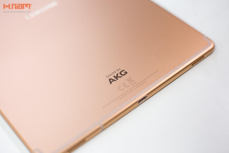 Trên tay Galaxy Tab S5e: tablet mỏng, nhẹ nhất của Samsung hình 4