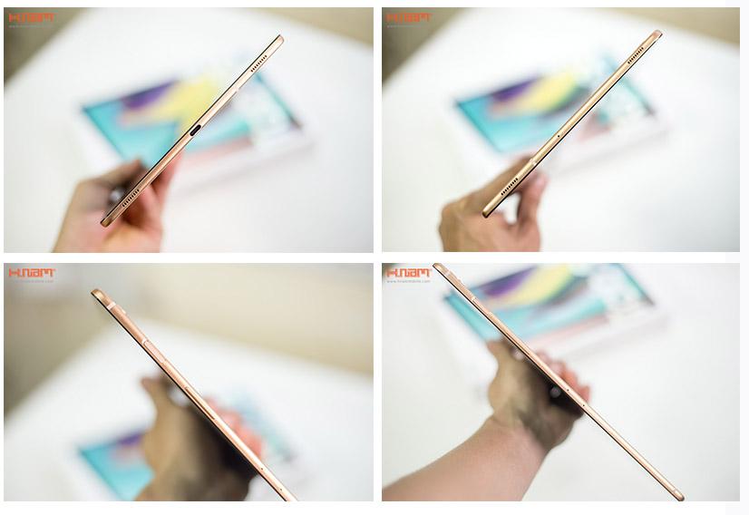 Trên tay Galaxy Tab S5e: tablet mỏng, nhẹ nhất của Samsung hình 8