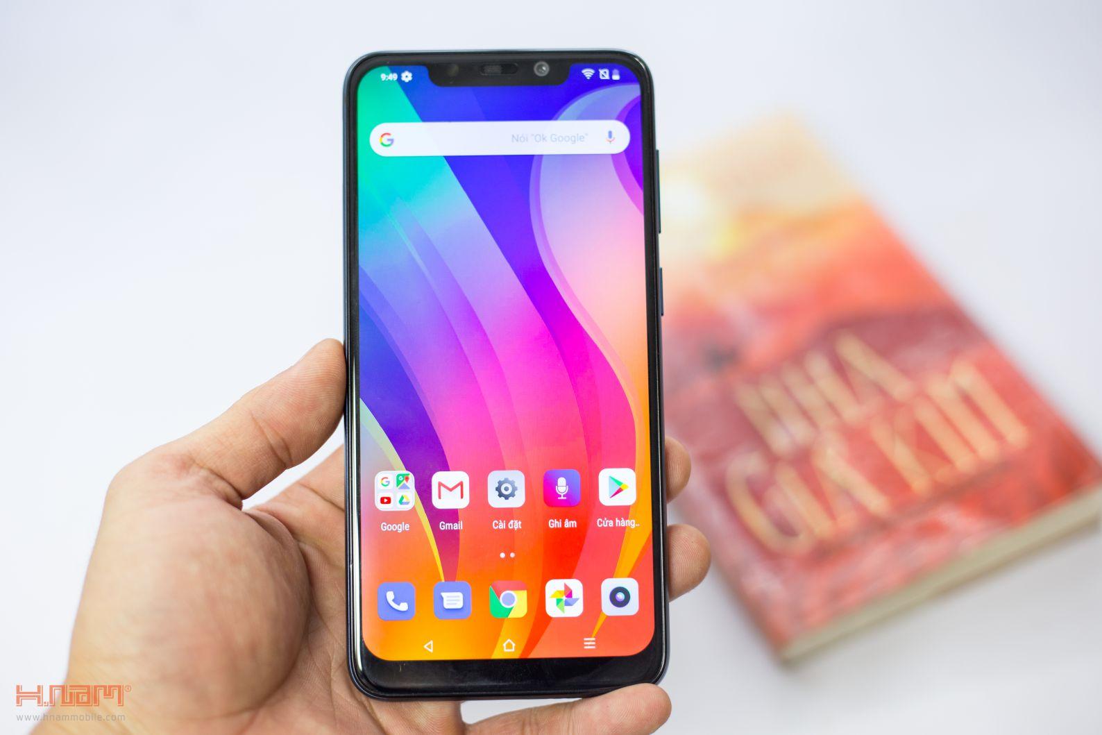 Trên tay Active 1+: smartphone tầm trung đáng sở hữu của ngưởi Việt? hình 16