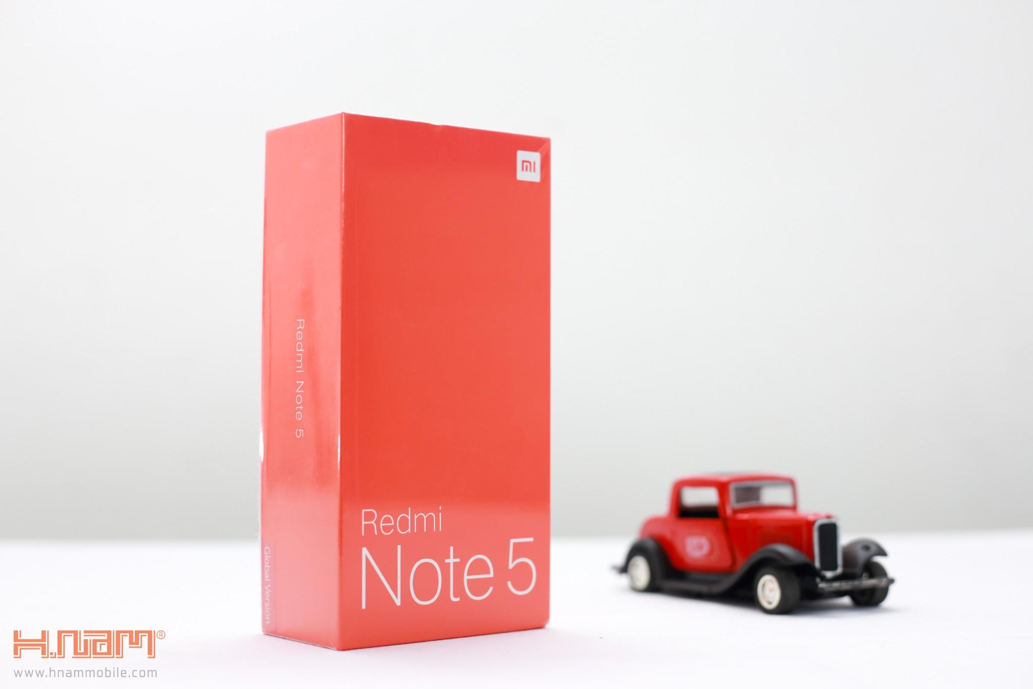 Trên tay Xiaomi Redmi Note 5: Sát thủ trong phân khúc tầm trung!!! hình 2