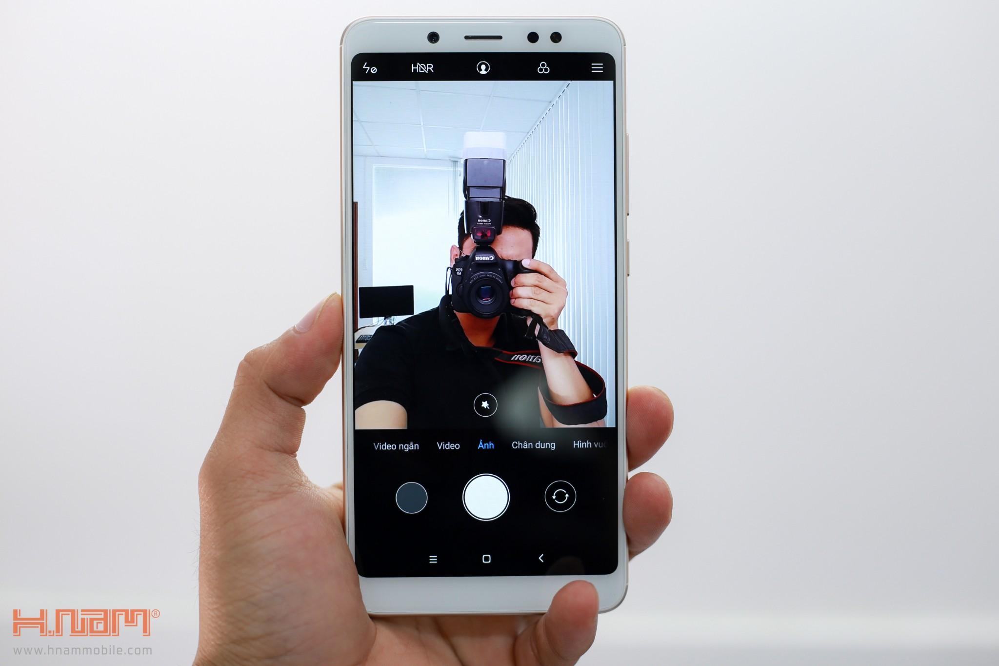 Trên tay Xiaomi Redmi Note 5: Sát thủ trong phân khúc tầm trung!!! hình 10
