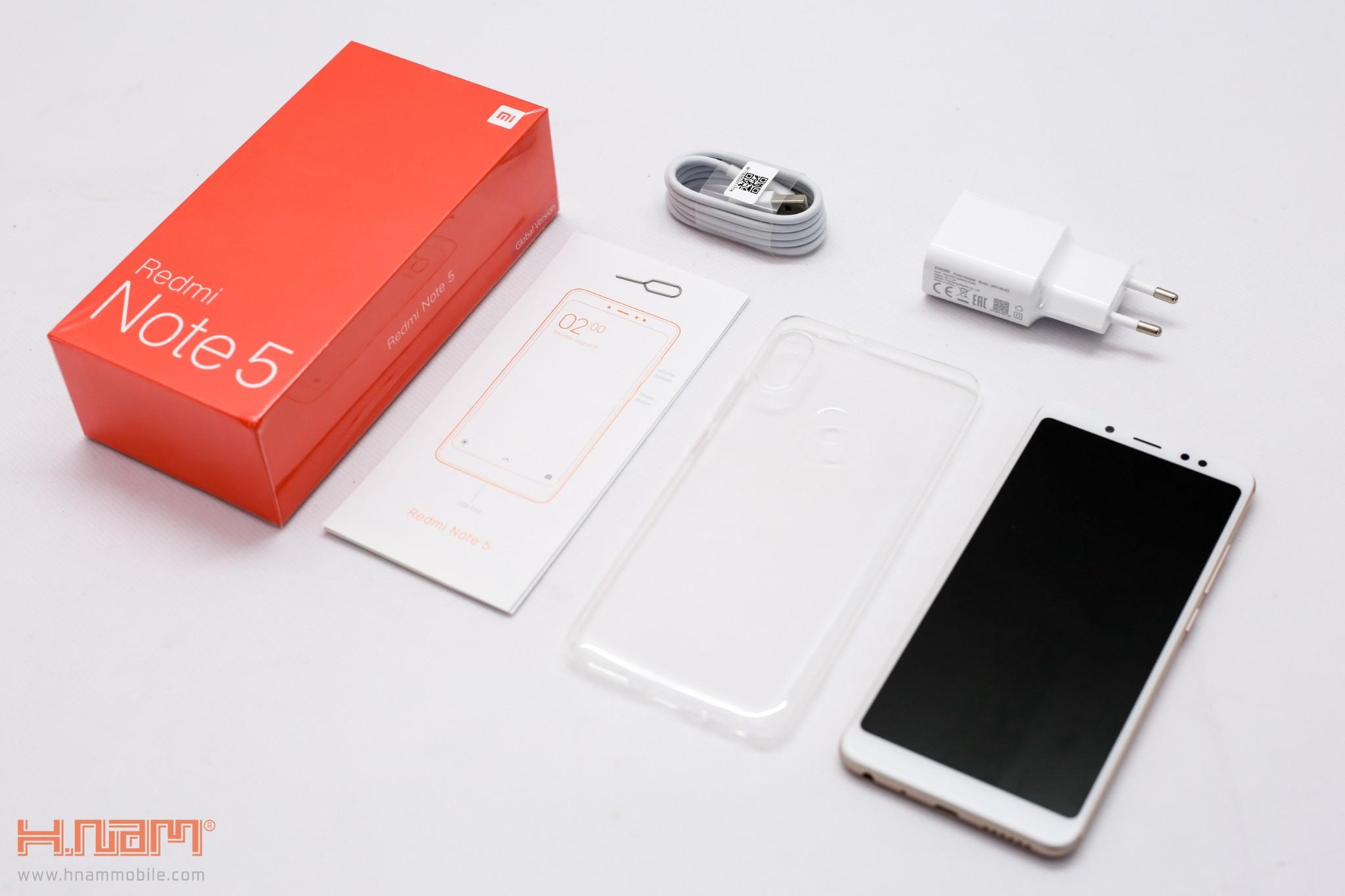 Trên tay Xiaomi Redmi Note 5: Sát thủ trong phân khúc tầm trung!!! hình 3