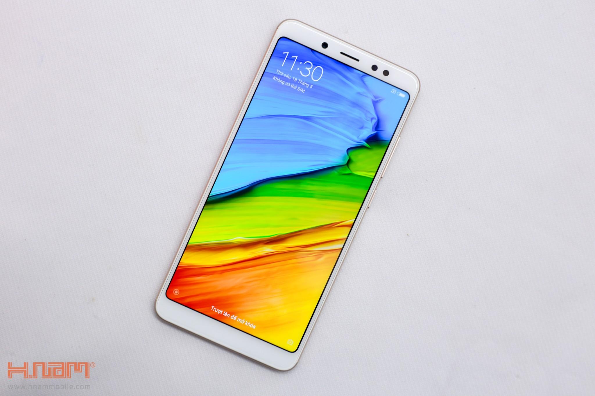 Trên tay Xiaomi Redmi Note 5: Sát thủ trong phân khúc tầm trung!!! hình 4