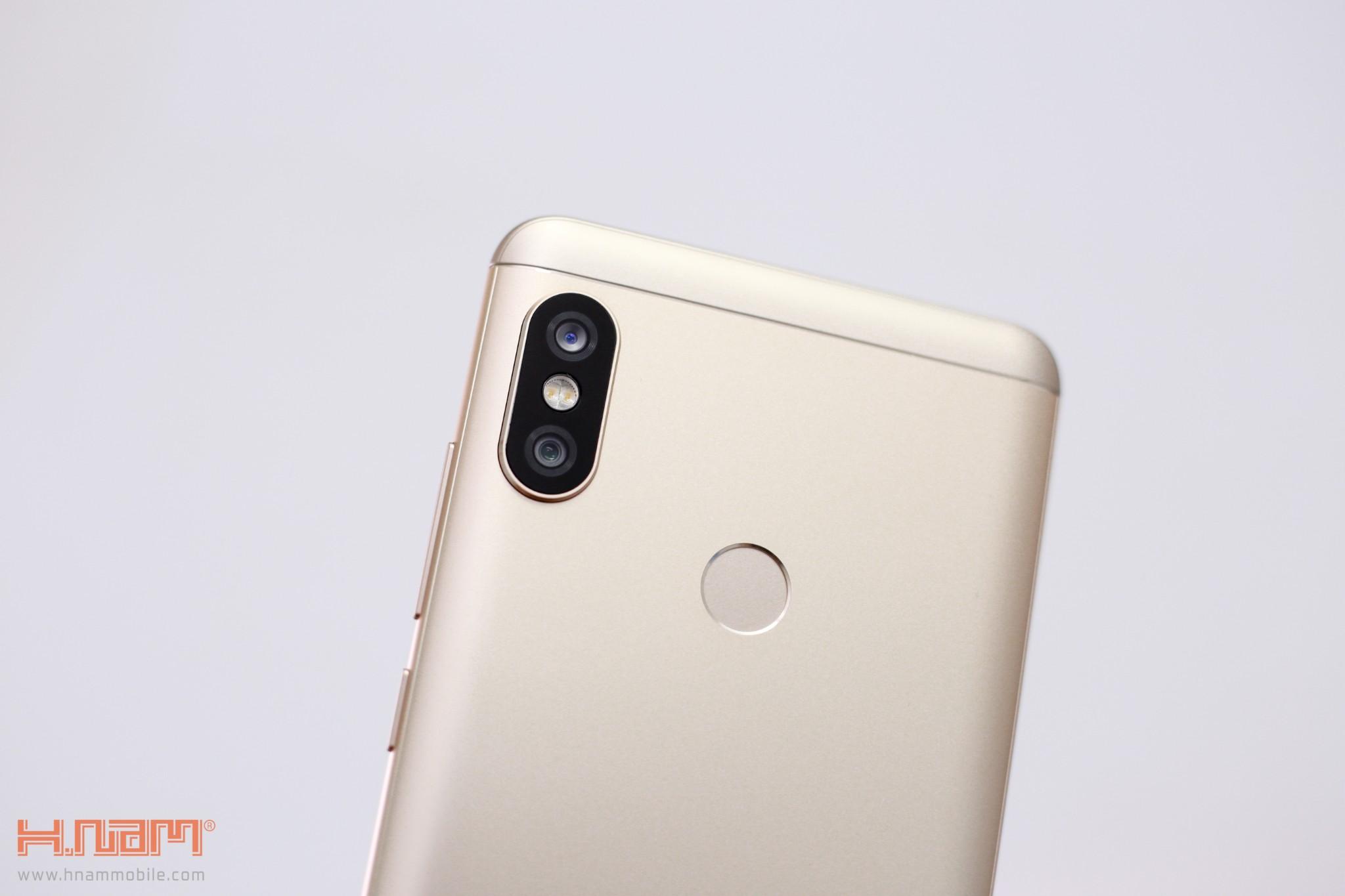 Trên tay Xiaomi Redmi Note 5: Sát thủ trong phân khúc tầm trung!!! hình 5