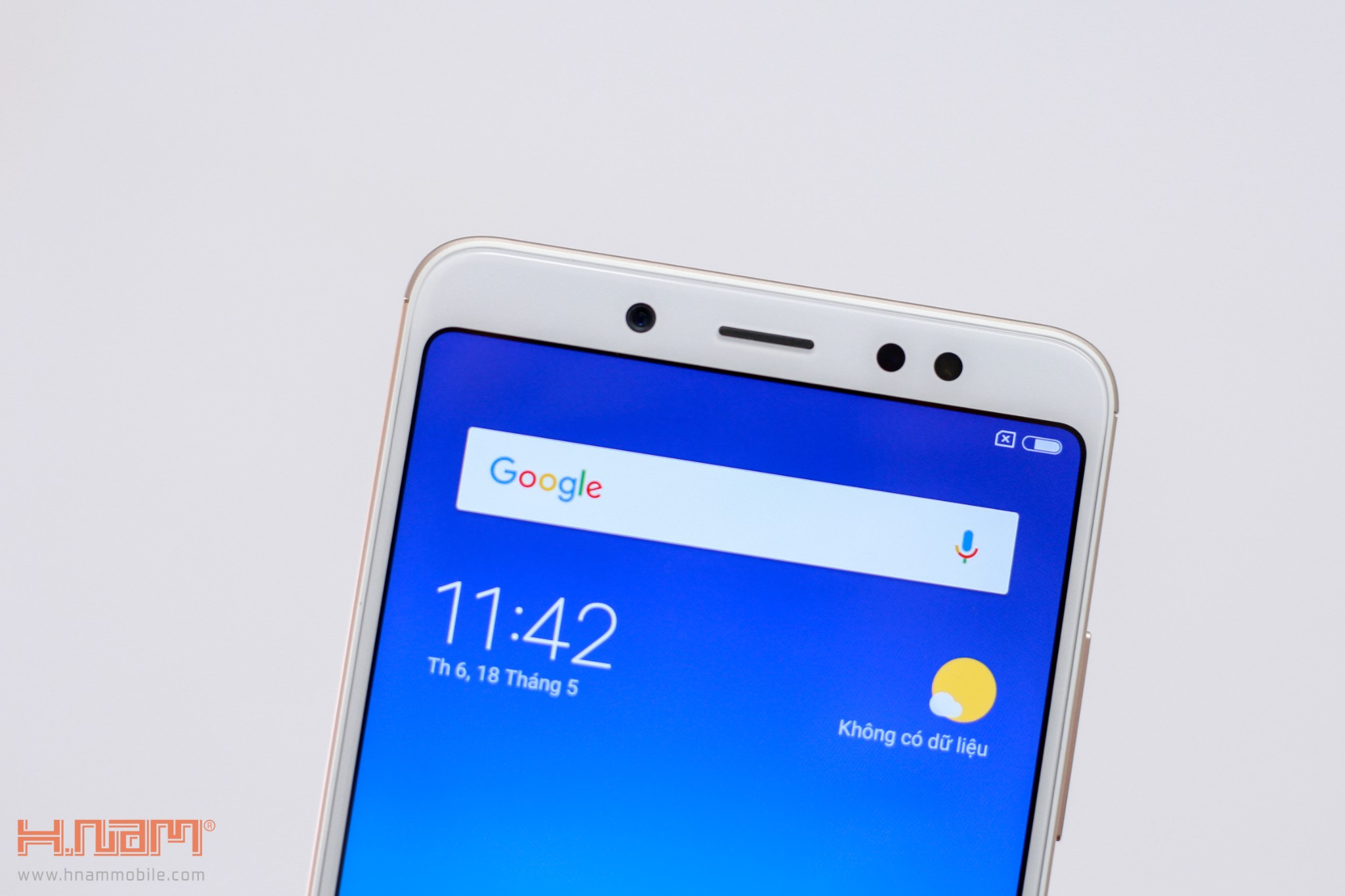 Trên tay Xiaomi Redmi Note 5: Sát thủ trong phân khúc tầm trung!!! hình 7