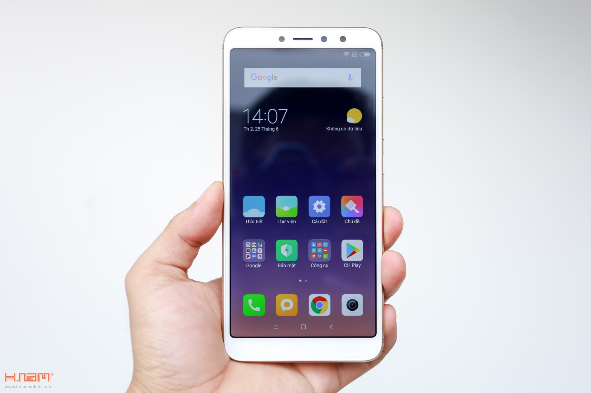 Trên tay Xiaomi Redmi S2: camera selfie AI giá chỉ 3.6 triệu đồng hình 2