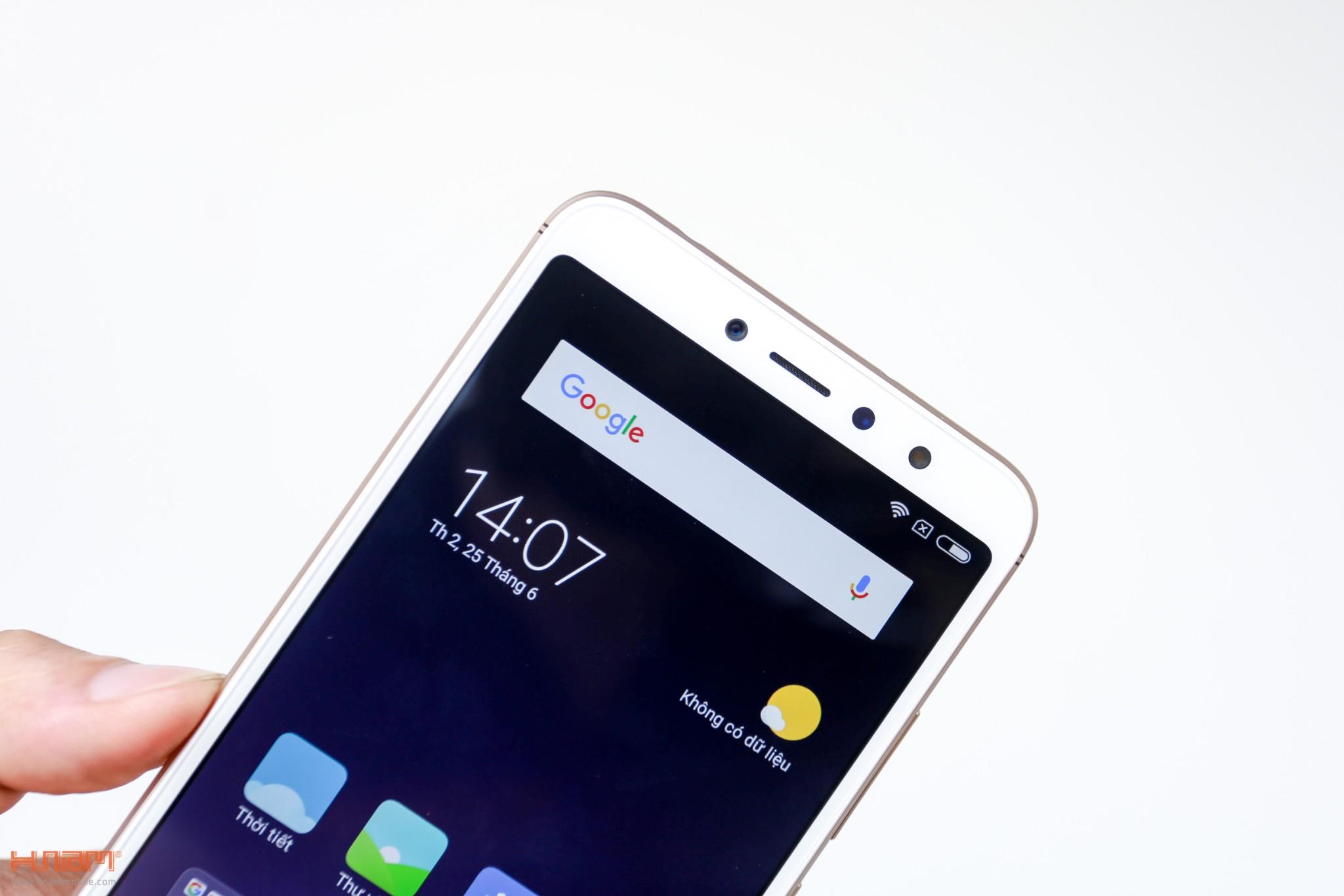 Trên tay Xiaomi Redmi S2: camera selfie AI giá chỉ 3.6 triệu đồng hình 16