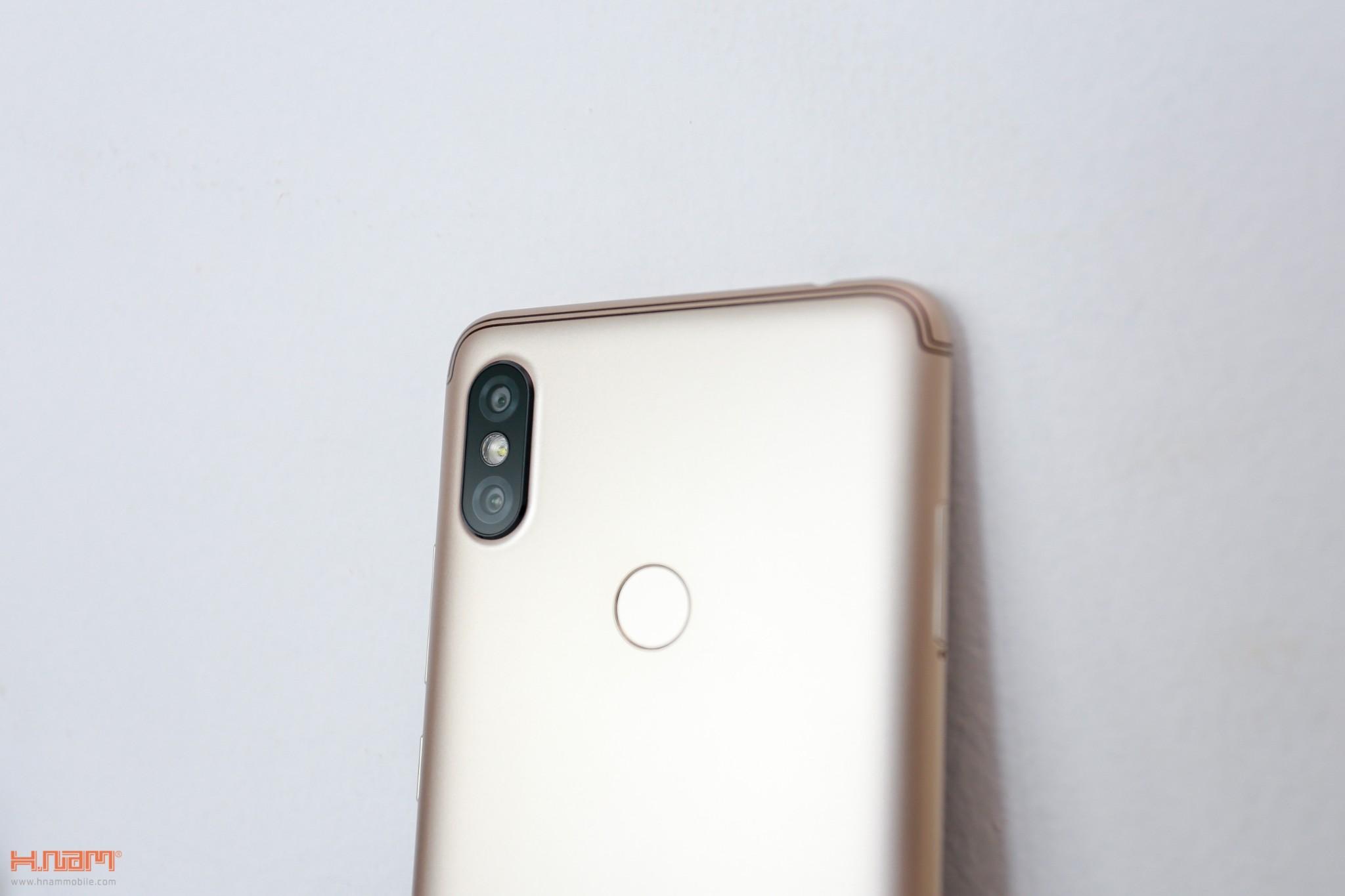 Trên tay Xiaomi Redmi S2: camera selfie AI giá chỉ 3.6 triệu đồng hình 8