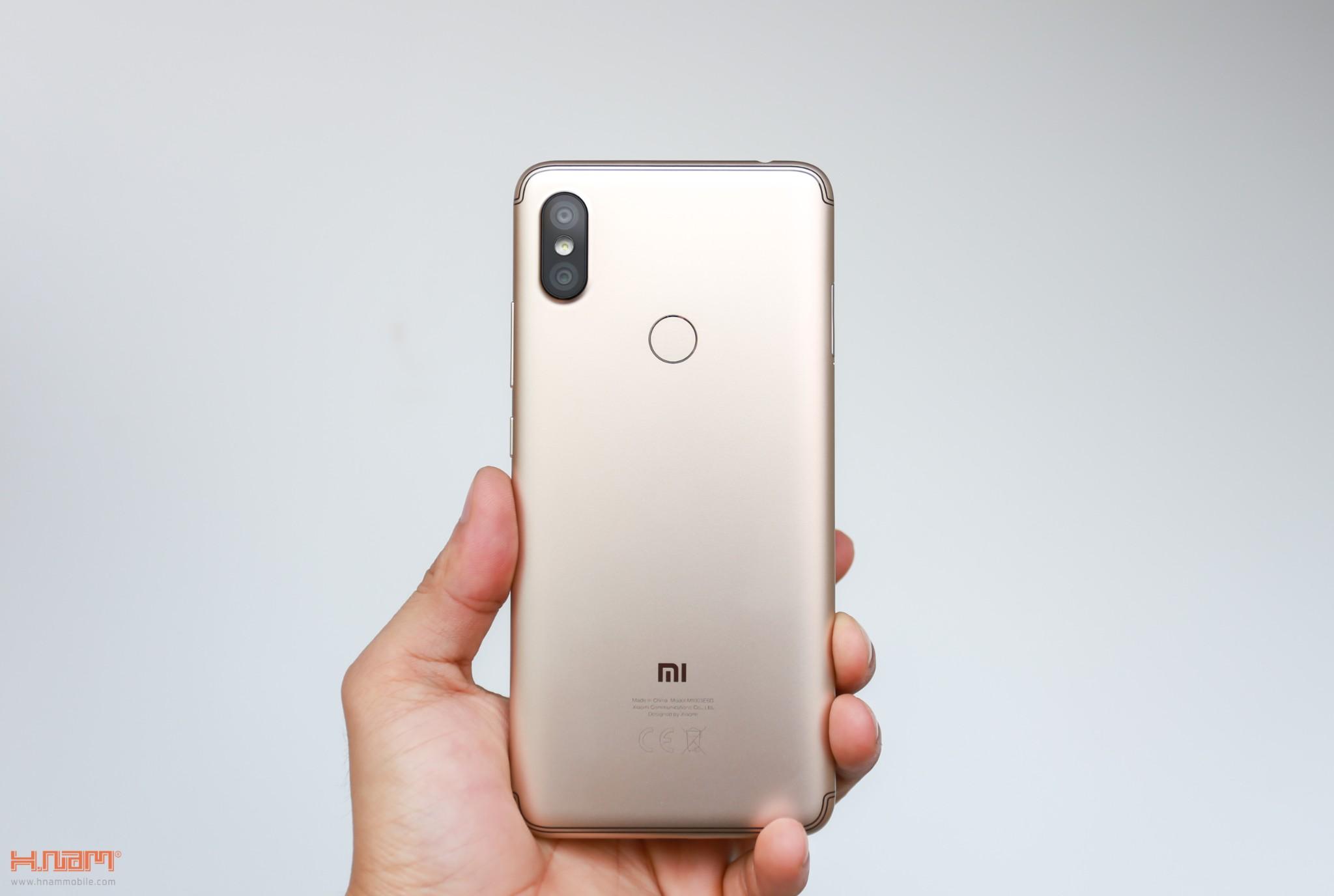 Trên tay Xiaomi Redmi S2: camera selfie AI giá chỉ 3.6 triệu đồng hình 7