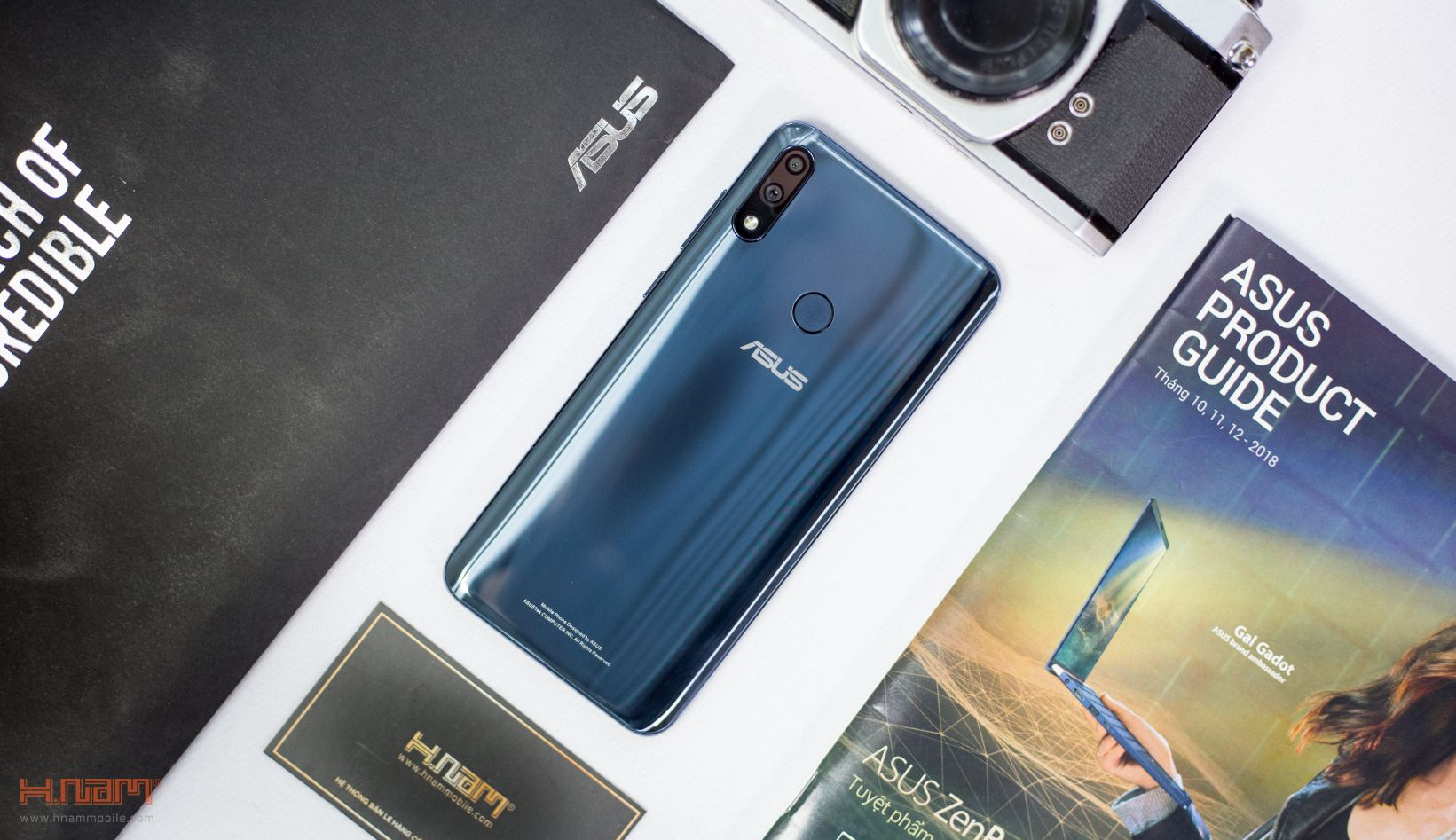 Trên tay Zenfone Max Pro M2: Snapdragon 660, pin 5000mAh, 5.29 triệu hình 1