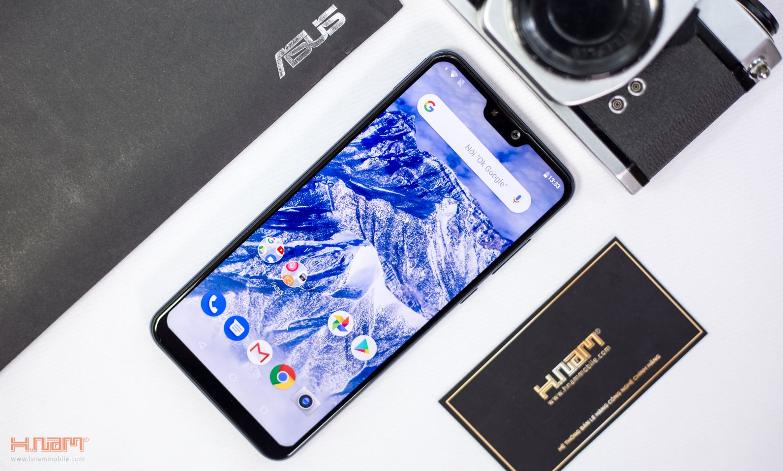 Trên tay Zenfone Max Pro M2: Snapdragon 660, pin 5000mAh, 5.29 triệu hình 8
