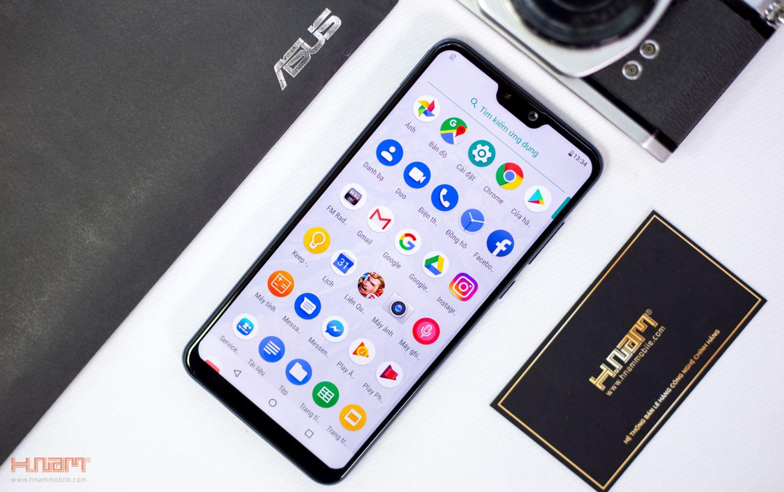 Trên tay Zenfone Max Pro M2: Snapdragon 660, pin 5000mAh, 5.29 triệu hình 11