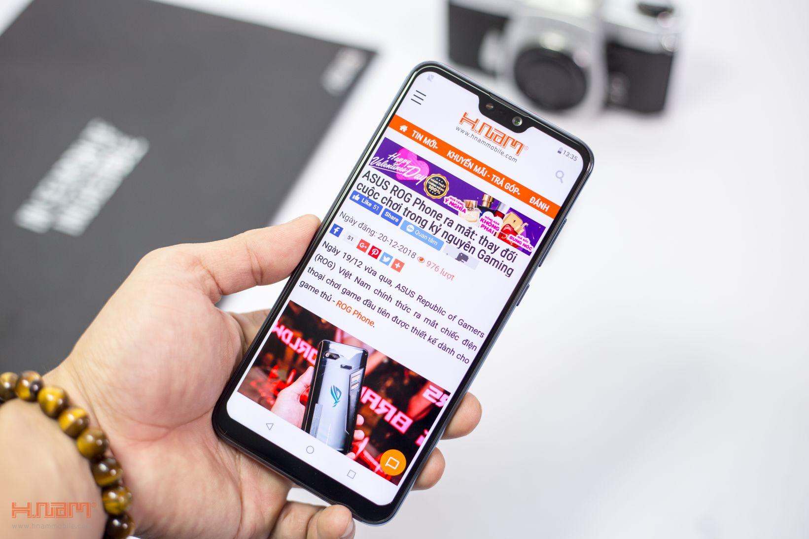 Trên tay Zenfone Max Pro M2: Snapdragon 660, pin 5000mAh, 5.29 triệu hình 12