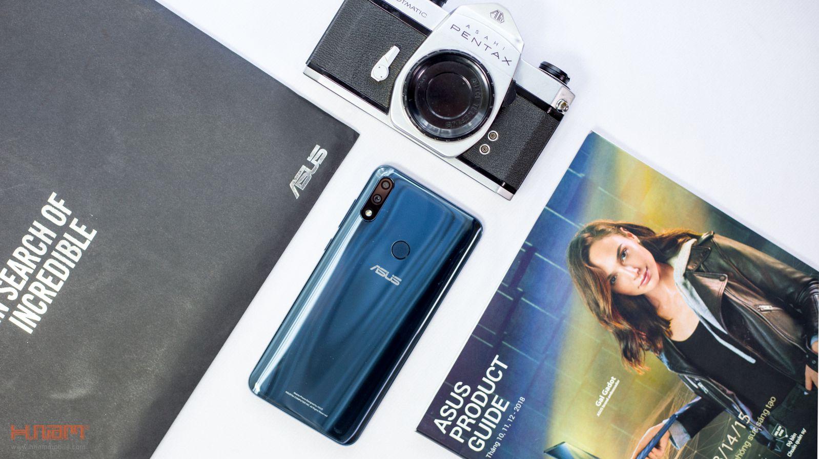 Trên tay Zenfone Max Pro M2: Snapdragon 660, pin 5000mAh, 5.29 triệu hình 15