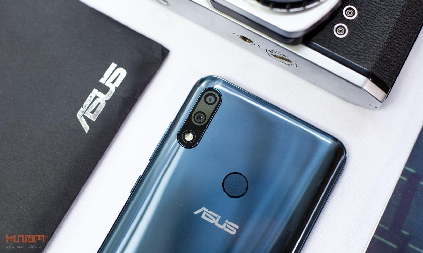 Trên tay Zenfone Max Pro M2: Snapdragon 660, pin 5000mAh, 5.29 triệu hình 13