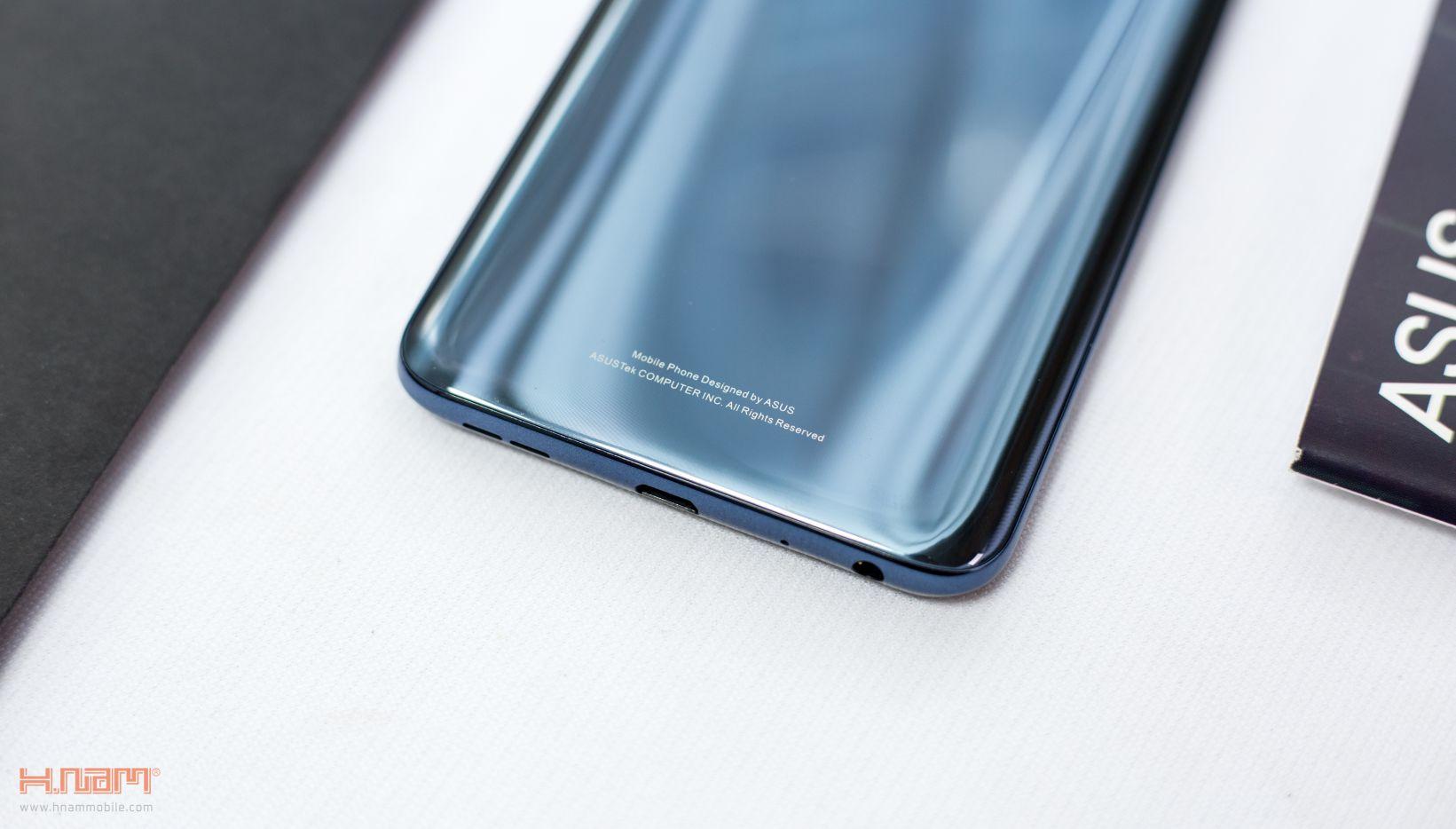 Trên tay Zenfone Max Pro M2: Snapdragon 660, pin 5000mAh, 5.29 triệu hình 3