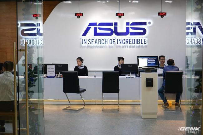 Trung tâm bảo hành điện thoại Asus tại tphcm hình 1