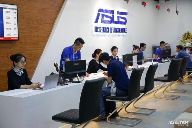 Trung tâm bảo hành điện thoại Asus tại tphcm hình 2