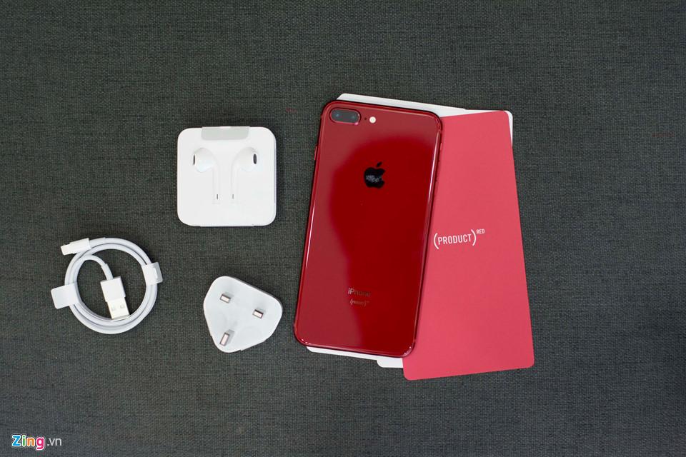 Vì sao bạn nên mua ngay iPhone 8 Plus đỏ? hình 1