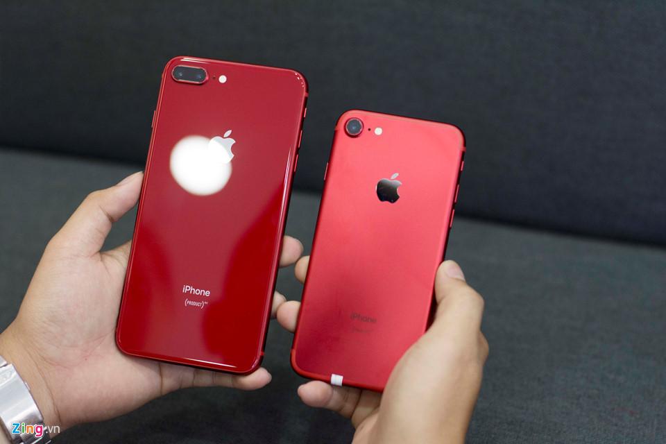 Vì sao bạn nên mua ngay iPhone 8 Plus đỏ? hình 2