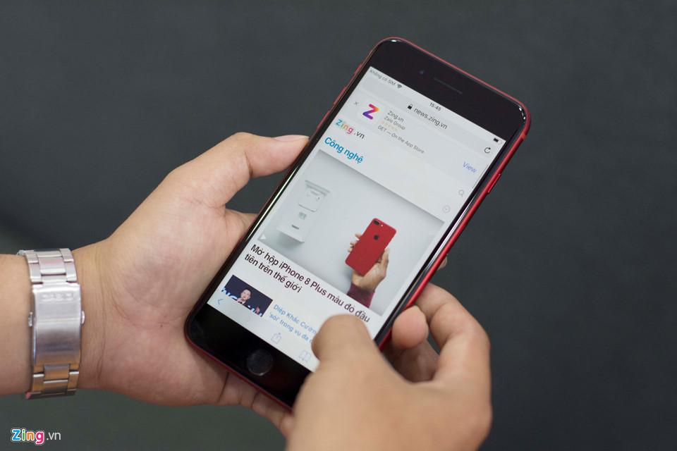 Vì sao bạn nên mua ngay iPhone 8 Plus đỏ? hình 3