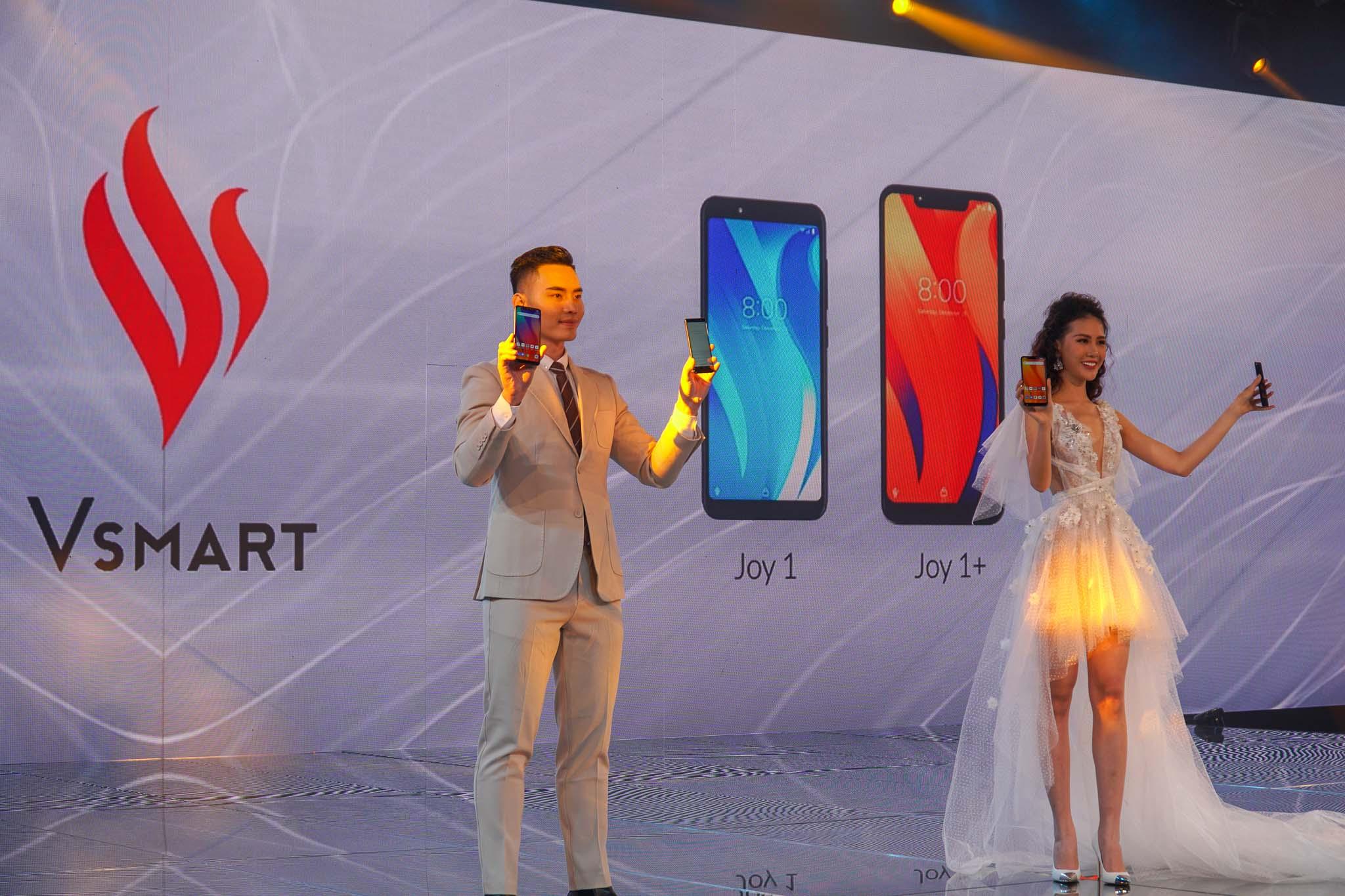 Vingroup chính thức ra mắt 4 smartphone đầu tiên của VSmart hình 2