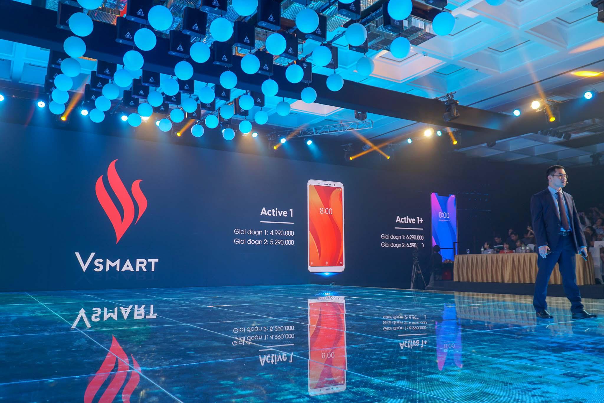 Vingroup chính thức ra mắt 4 smartphone đầu tiên của VSmart hình 12
