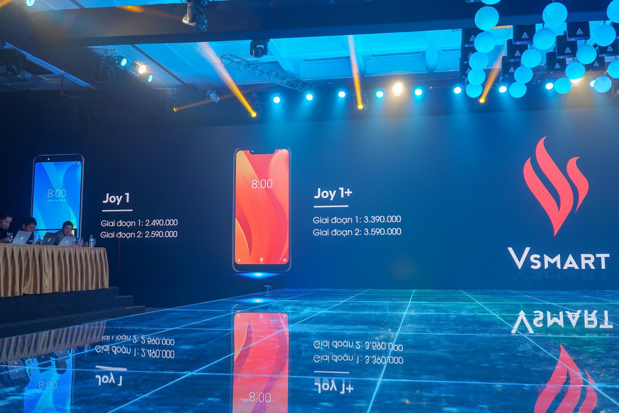Vingroup chính thức ra mắt 4 smartphone đầu tiên của VSmart hình 11