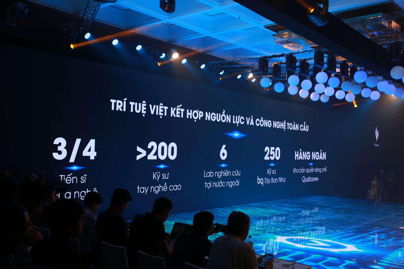 Vingroup chính thức ra mắt 4 smartphone đầu tiên của VSmart hình 9