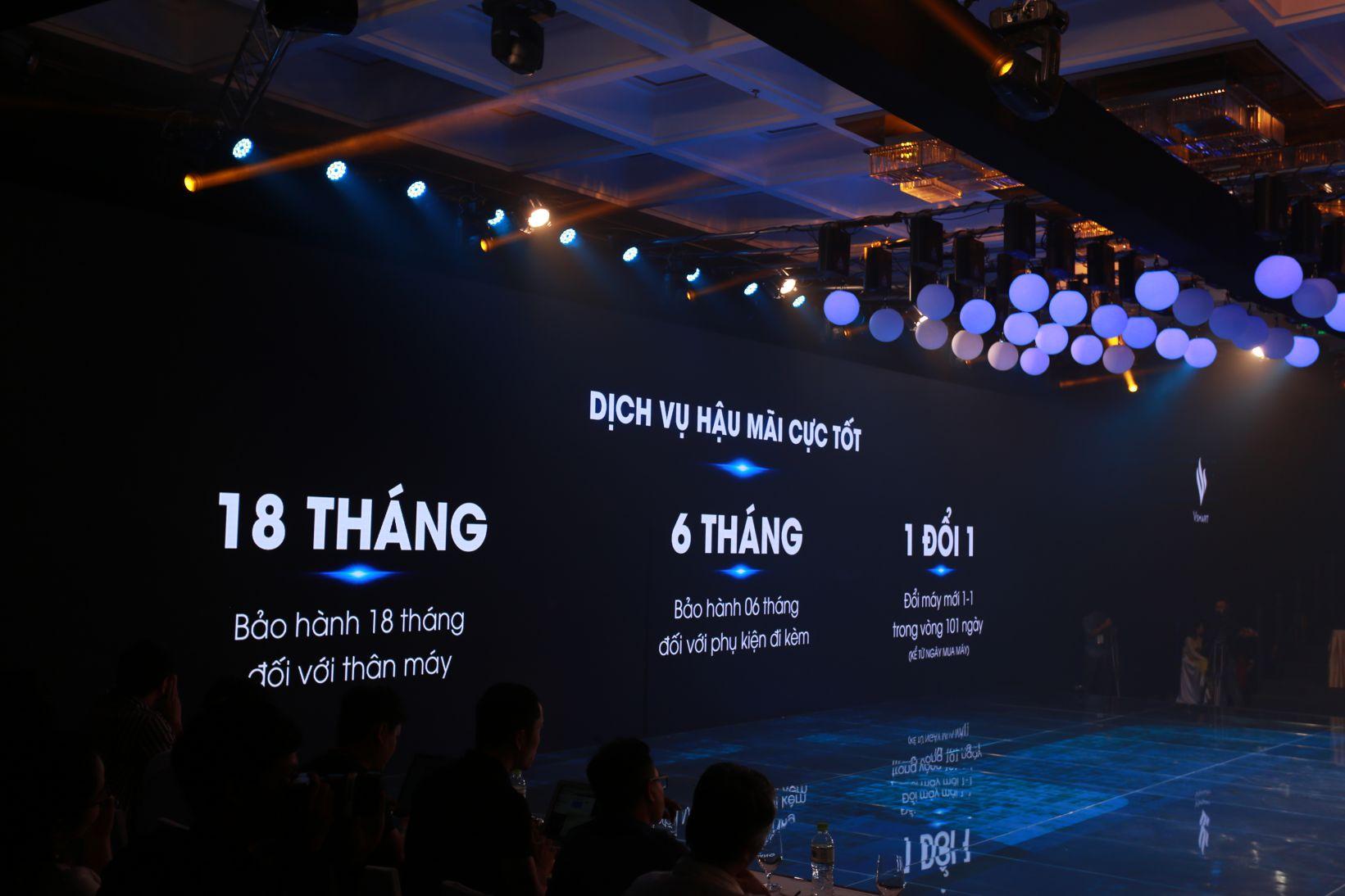 Vingroup chính thức ra mắt 4 smartphone đầu tiên của VSmart hình 10
