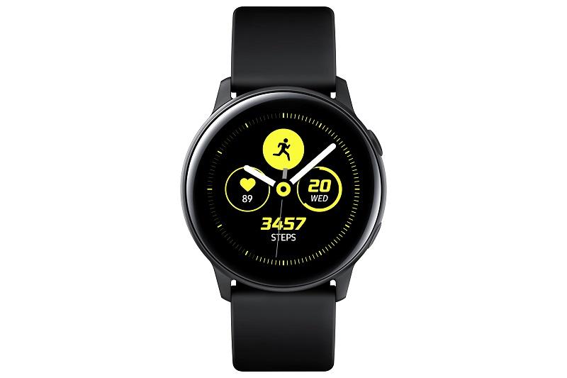 Samsung ra mắt đồng hồ thông minh Galaxy Watch Active: Xu hướng thời trang, phong cách năng động hình 3