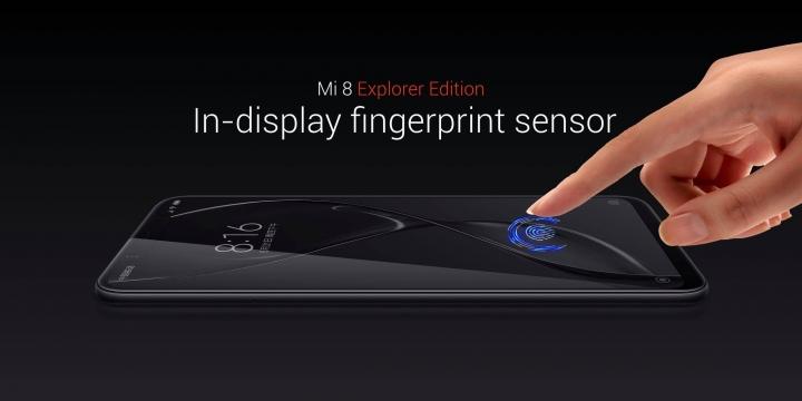 Xiaomi chính thức ra mắt Mi 8/ EE/ SE: Face ID, màn hình tai thỏ, cảm biến vân tay dưới màn hình hình 12