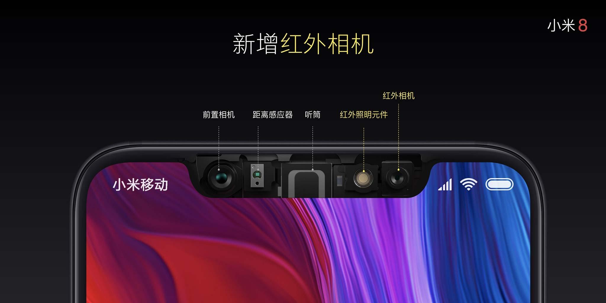 Xiaomi chính thức ra mắt Mi 8/ EE/ SE: Face ID, màn hình tai thỏ, cảm biến vân tay dưới màn hình hình 5
