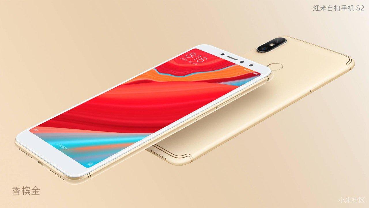 Xiaomi Redmi S2 chính thức ra mắt: màn hình 18:9, camera kép, giá từ 3.5 triệu đồng hình 1