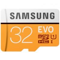 Samsung MicroSDHC 32GB Evo-FHD