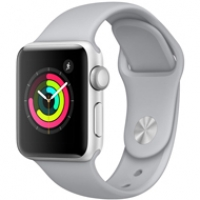 Apple Watch S3 38mm Silver Aluminium MQKU2