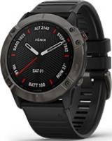 Đồng hồ thông minh Garmin Fenix 6X Carbon Gray - Sapphire