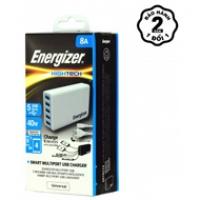 Sạc Energizer 5 cổng USB Station 40W EU