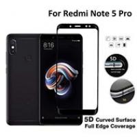 Dán cường lực 5D Xiaomi Redmi Note 5 Pro (Full màn hình)
